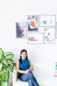 Teena Agnel Food Photographer and Stylist