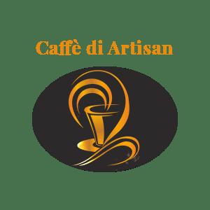 caffe de artisan logo